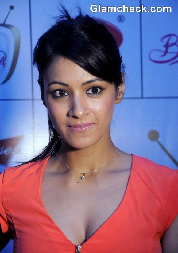Barkha Bisht at Telly Calender 2014 Announcement