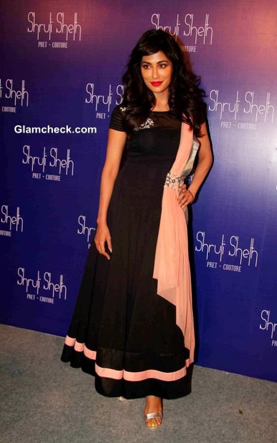 Chitrangada Singh in Anarkali Suit 2013