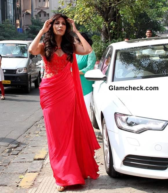 Chitrangada Singh in Sonakshi Raj outfit