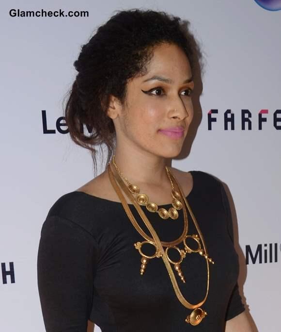 Designer Masaba Gupta at Le Mill Store Launch