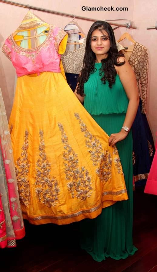 Designer Shruti Sheth Filigree Fashion Boutique in Mumbai