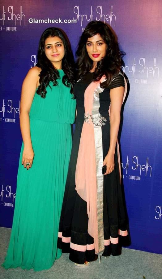 Designer Shruti Sheth and Chitrangada Singh