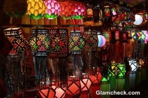 Dhanteras Shopping Lanterns