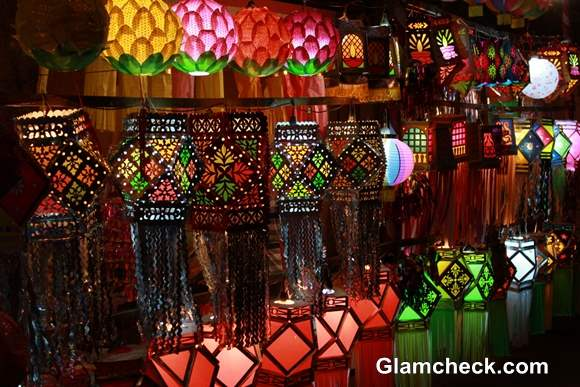 Dhanteras Shopping Lanterns
