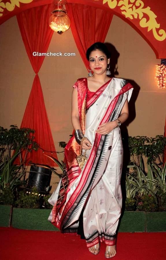 Durga Puja look 2014