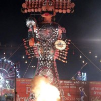 Dussehra celebrations 2013 in New Delhi