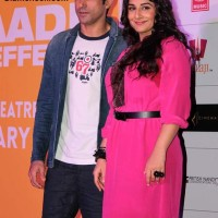Farhan Akhtar and Vidya Balan in Shaadi Ke Side Effects movie 2014