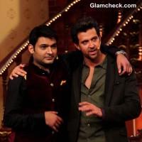 Hrithik Roshan Comedy Nights with Kapil Diwali Episode