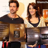 Hrithik Roshan Launches Krrish 3 Jewellery Line with Farah Khan Ali pictures