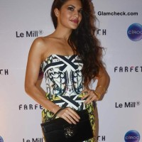Jacqueline Fernandez at Le Mill Grand Opening