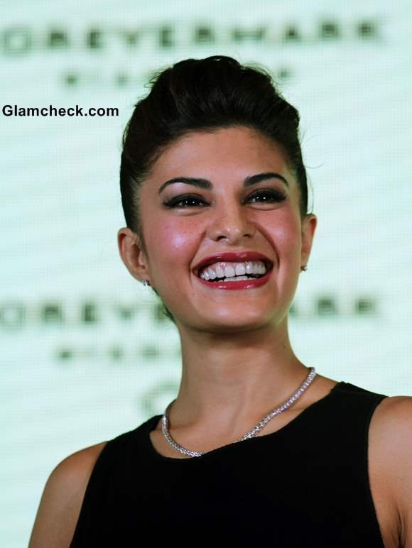 Jacqueline Fernandez smile