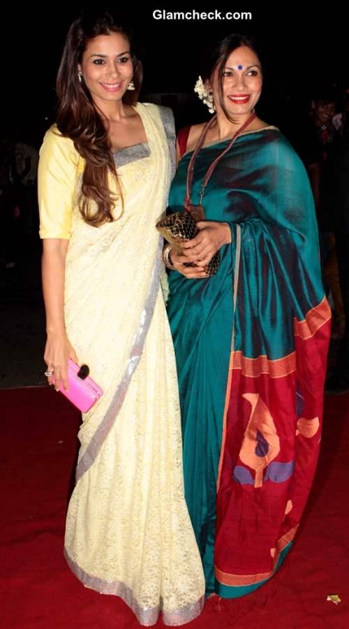 Jewellery designer Shaheen Abbas and Bollywood actor Maria Goretti