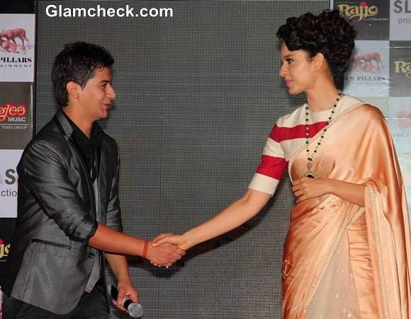 Kangana Ranaut at Rajjo Music Launch 2013