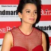 Kangana Ranaut in Red Dress at Cine Blitx Magazine