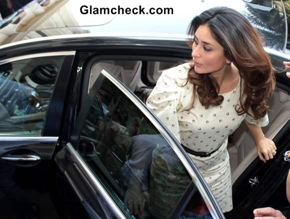 Kareena Kapoor 2013 Promotes Gori Tere Pyaar Mein