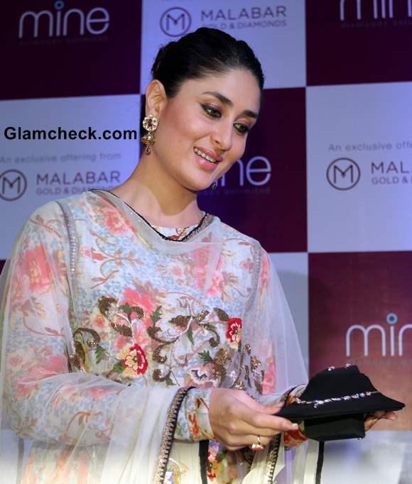 Kareena Kapoor at Malabar Shopping Website Launch