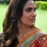 Lara Dutta Bridal Collection debut with Chhabra 555
