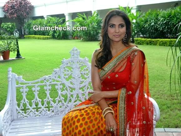 Lara Dutta Bridal Collection with Chhabra 555