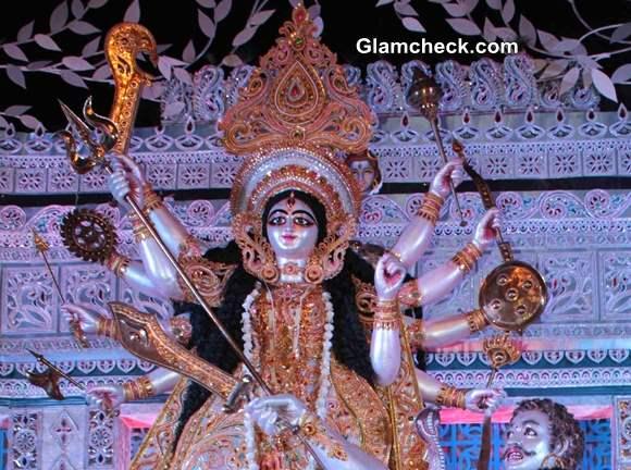 Lokhandwala Durgotsav on Durga Puja 2013