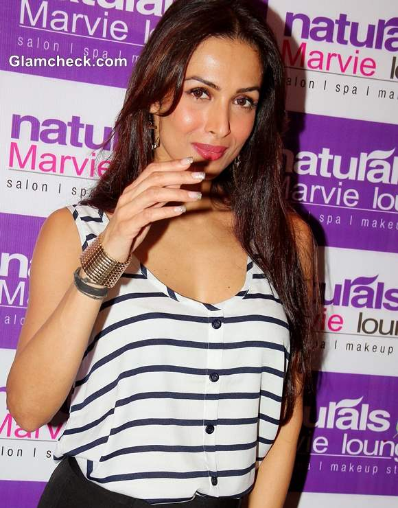 Malaika Arora Khan Resort Casual look for Spa Launch 2013
