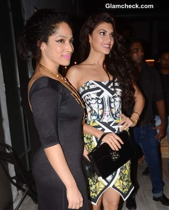Masaba Gupta at Le Mill Store Launch