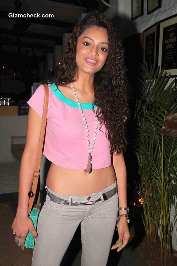 Model Tanvi at Launch of tgitPOP in Mumbai
