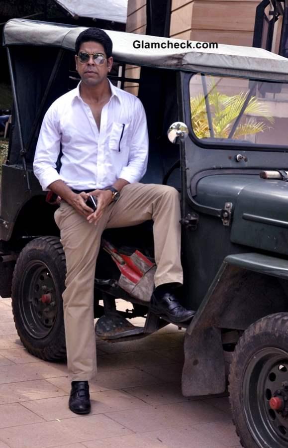 Murli Sharma at Desi Kattey Muhurat Shot in Mumbai