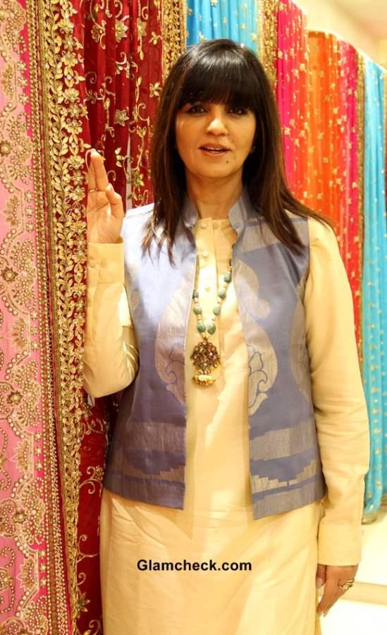 Neeta Lulla launches Bridal Collection in Santacruz