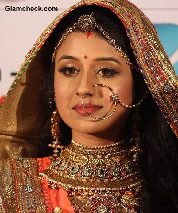 Paridhi Sharma in Jodha Akbar serial