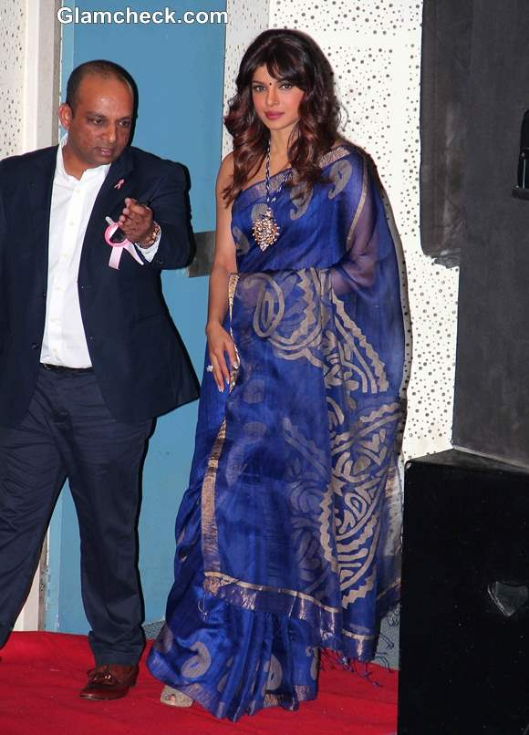 Priyanka Chopra at Cancer Ward Inauguration