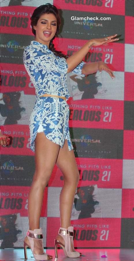 Priyanka Chopra at Exotic Success Party