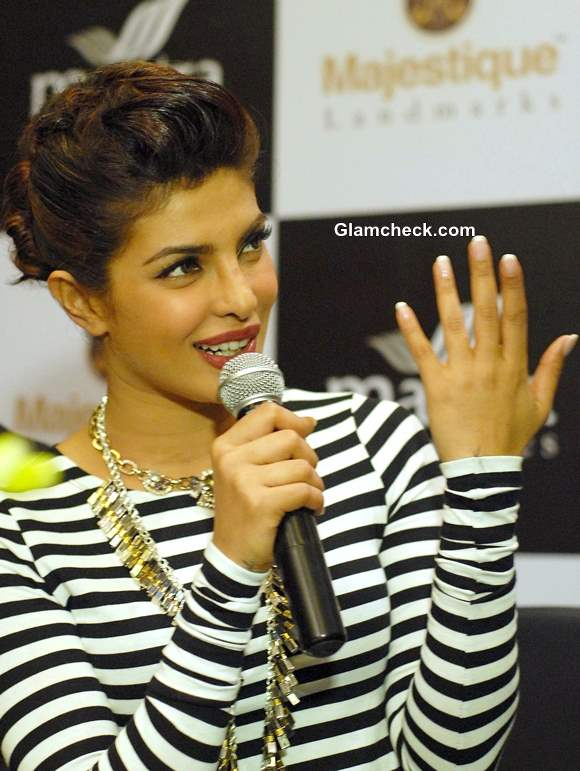 Priyanka Chopra in Monochrome Outfit