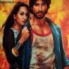 R Rajkumar Movie Poster 2013