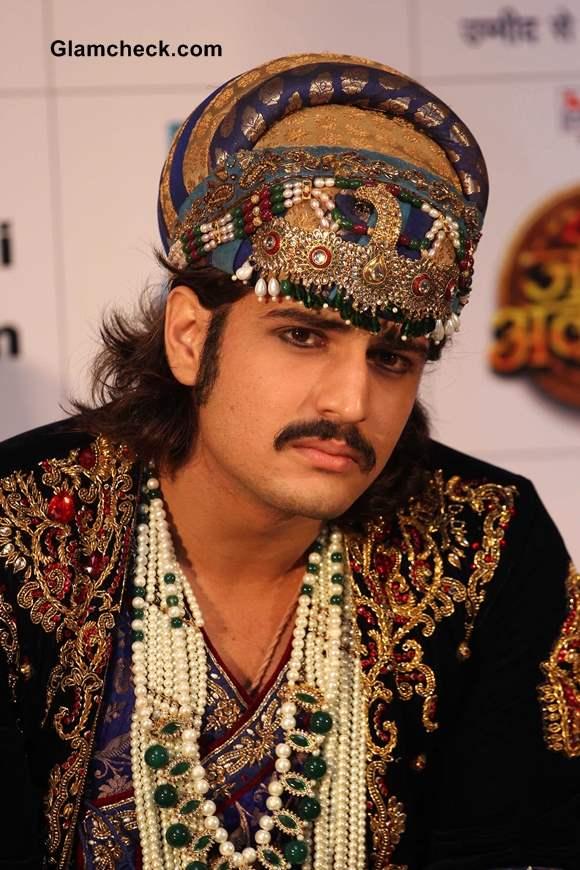 Rajat Tokas in Jodha Akbar tv serial