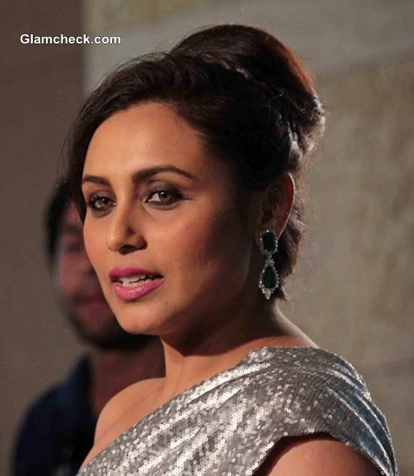 Rani Mukherjee 2013 GQ Man of the year Awards