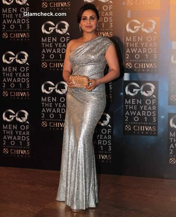 Rani Mukherjee at GQ Man of the year Awards 2013