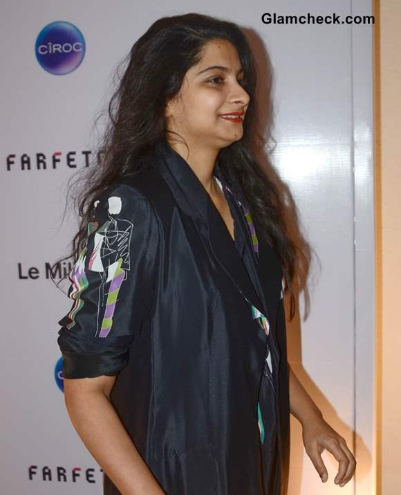 Rhea Kapoor style at Le Mill Store Launch