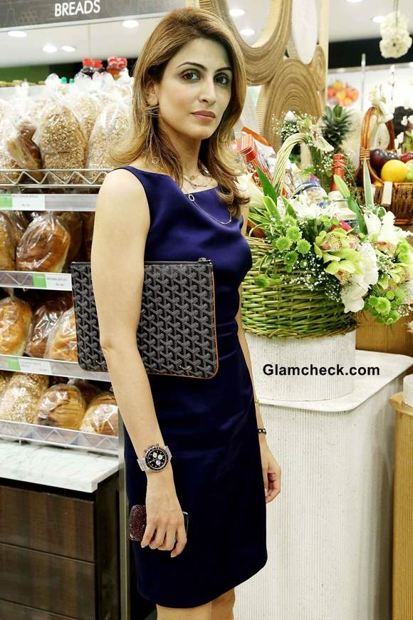 Riddhima Kapoor Launches Gourmet Food Store in New Delhi