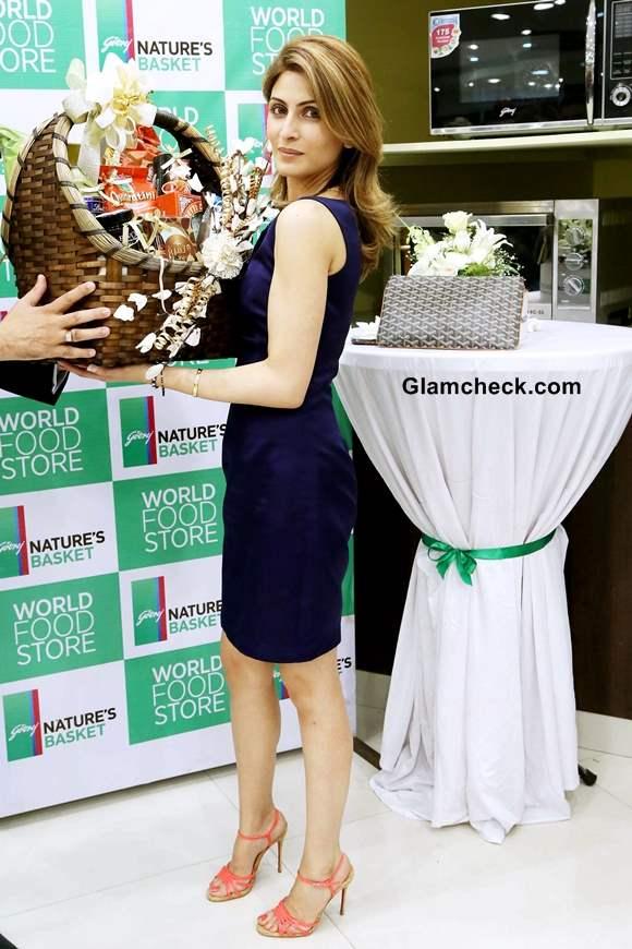 Riddhima Kapoor Sahni Launches Gourmet Food Store in New Delhi