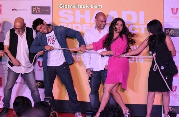 Shaadi Ke Side Effects Trailer Launch