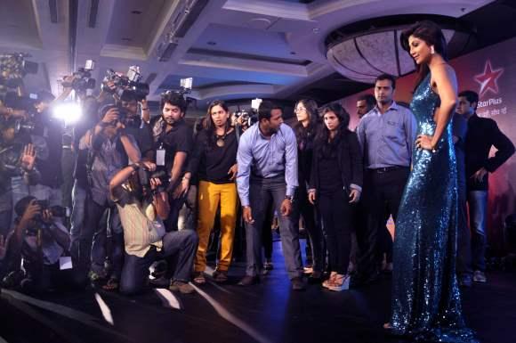 Shilpa Shetty Launches Season 6 of Nach Baliye