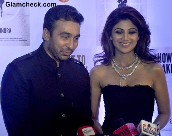 Shilpa Shetty and Raj Kundra Latest Pictures