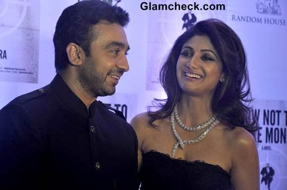 Shilpa Shetty and Raj Kundra Pictures 2013