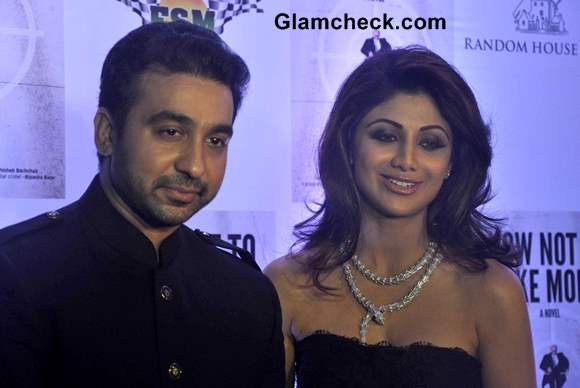 Shilpa Shetty and Raj Kundra Pictures