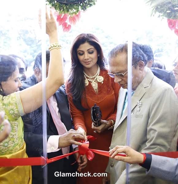 Shilpa Shetty at  8th Ranka Jewellers Store in Pune