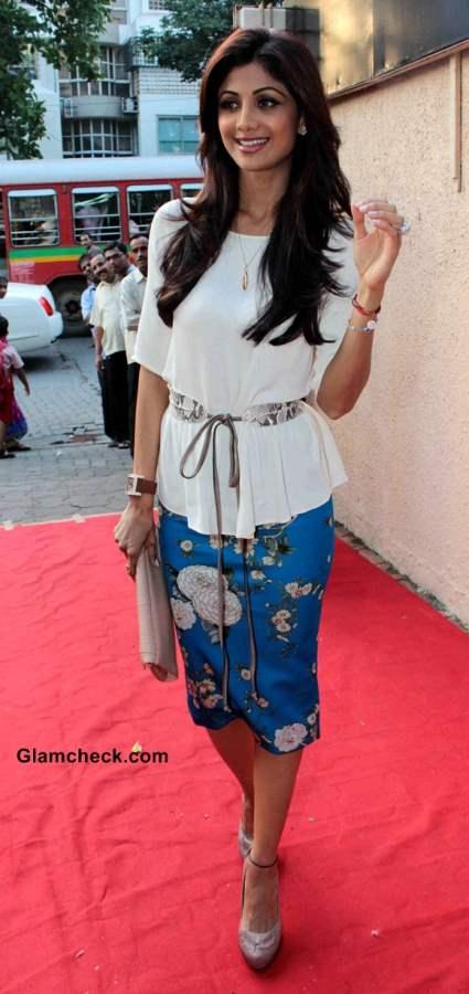 Shilpa Shetty at Raveena and Roopa Jewellery Line Launch