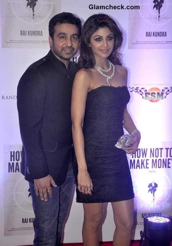 Shilpa Shetty with husband Raj Kundra Pictures 2013