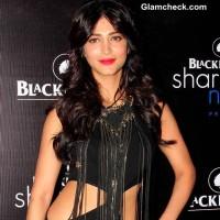 Shruthi Haasan at 2013 Blackberry Sharp Night