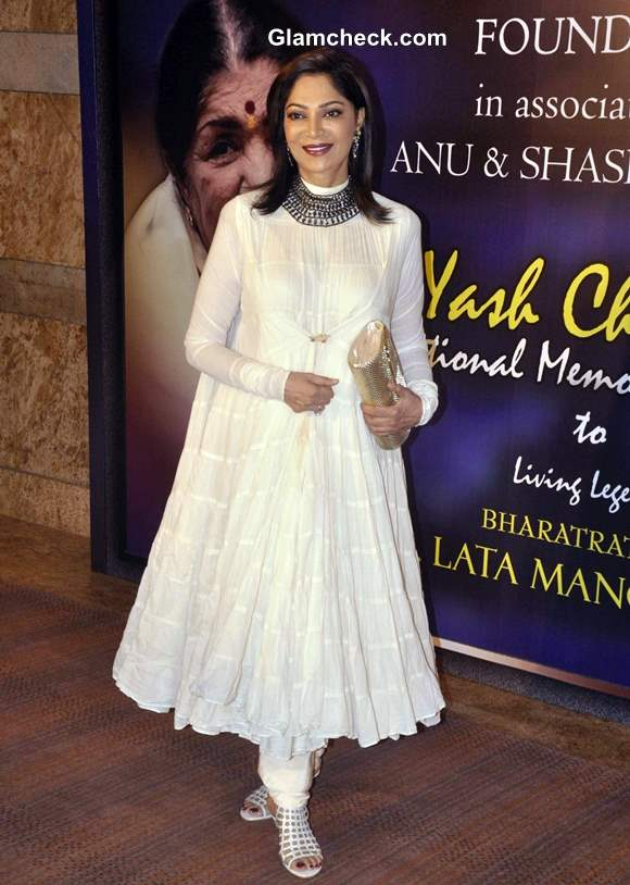 Simi Garewal 2013 at Yash Chopra Memorial Award