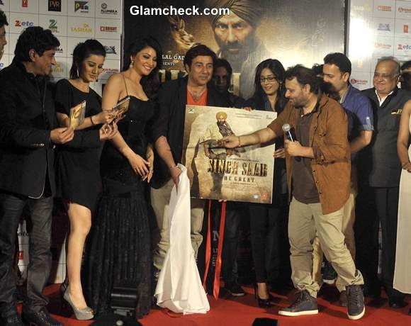 Singh Saab The Great Music and Trailer Launch  in Mumbai